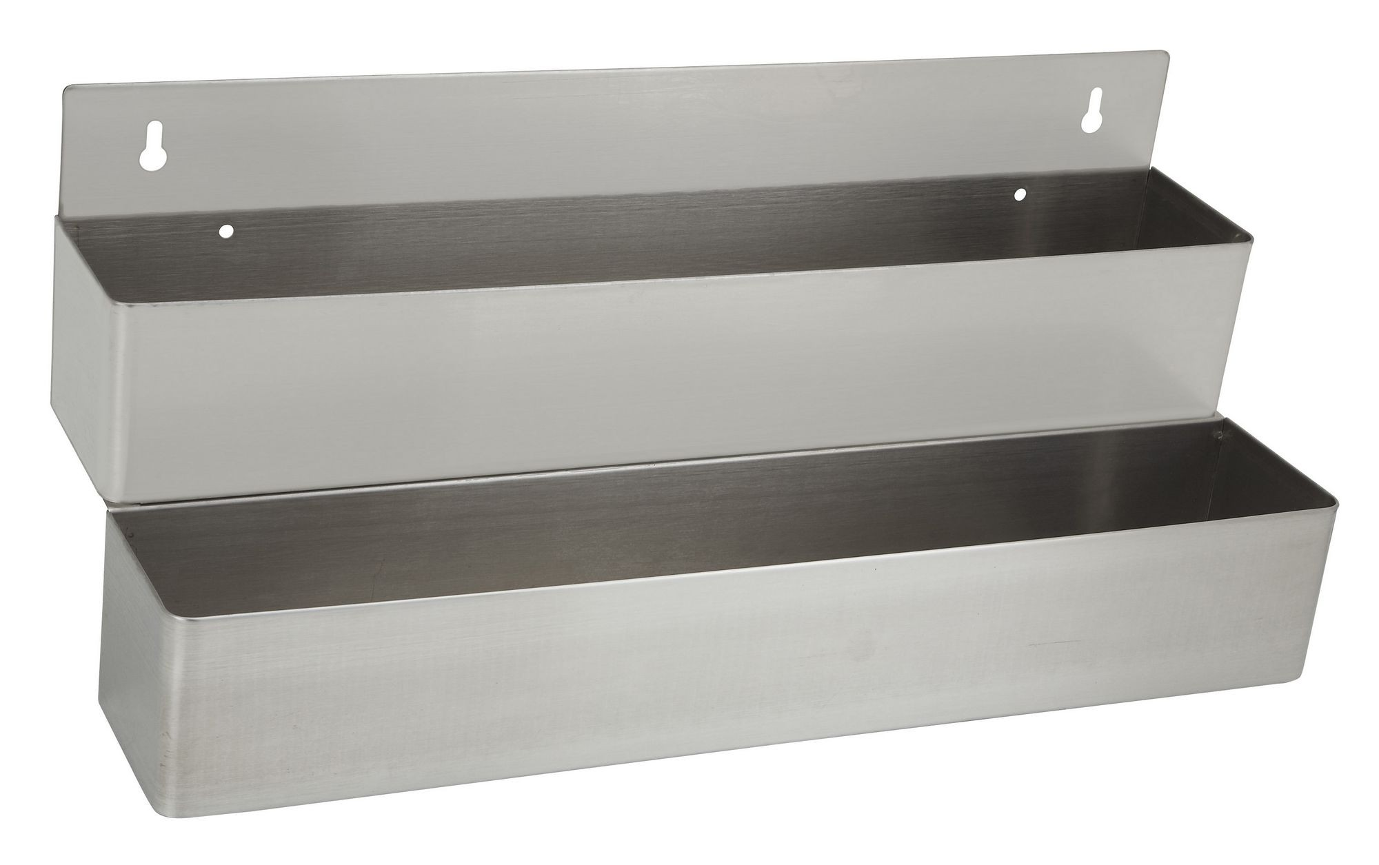 """Winco SPR-22D Stainless Steel Double Speed Rail 22"""""""