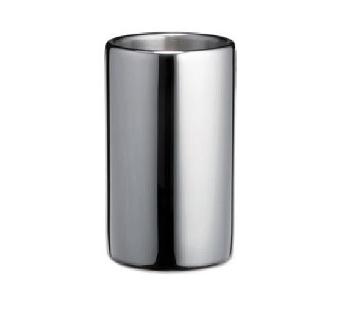 TableCraft 37 Stainless Steel Double Wall Wine Cooler