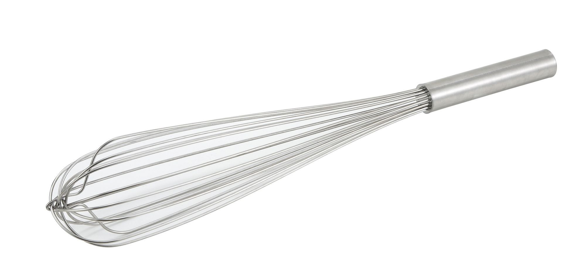 "Winco FN-10 Stainless Steel French Whip 10"" L"