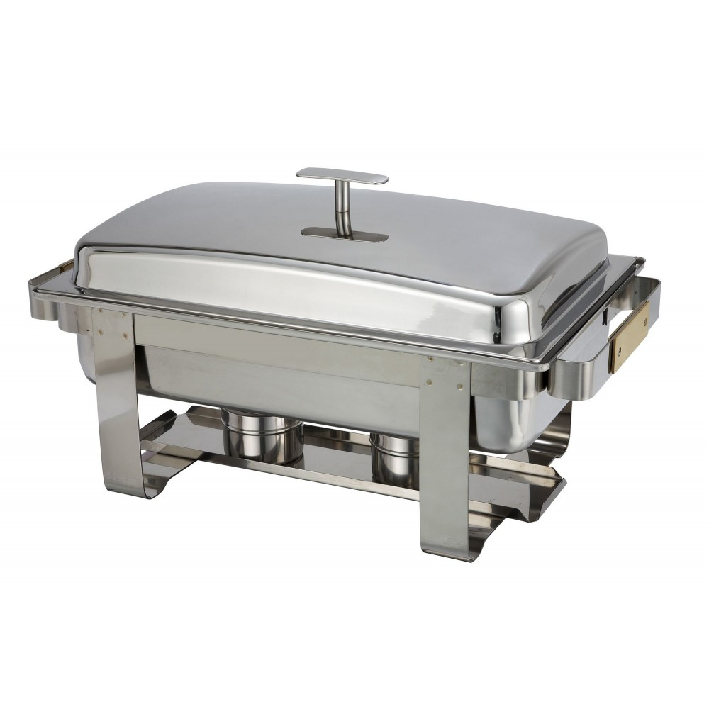 Stainless Steel Full Size 8-Qt Dallas Chafer