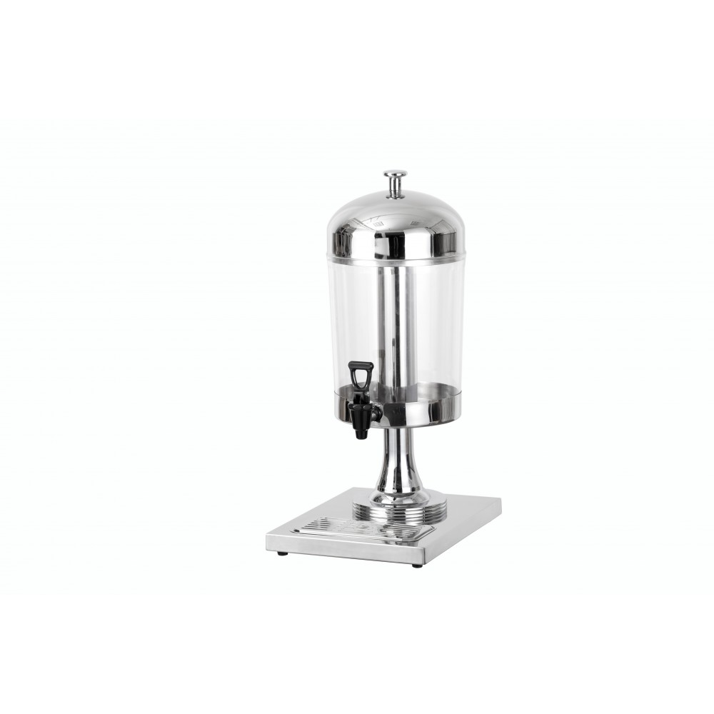 Atosa at90512 Stainless Steel Juice Dispenser 7.5 Qt.