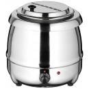 Winco ESW-70 Stainless Steel Soup Warmer 10 Qt.