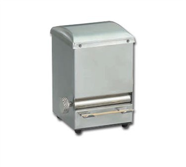 Stainless Steel Toothpick Dispenser - 3-3/4