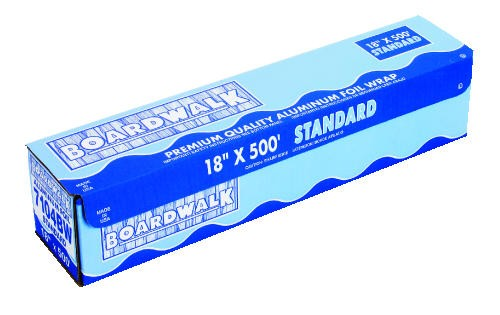 Standard Aluminum Foil Roll, 500 ft