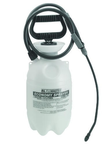Standard Sprayer Gallon Polyethylene, Translucent White