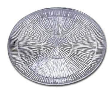TableCraft 1818C Crystalware Round Starburst Design Tray 18""