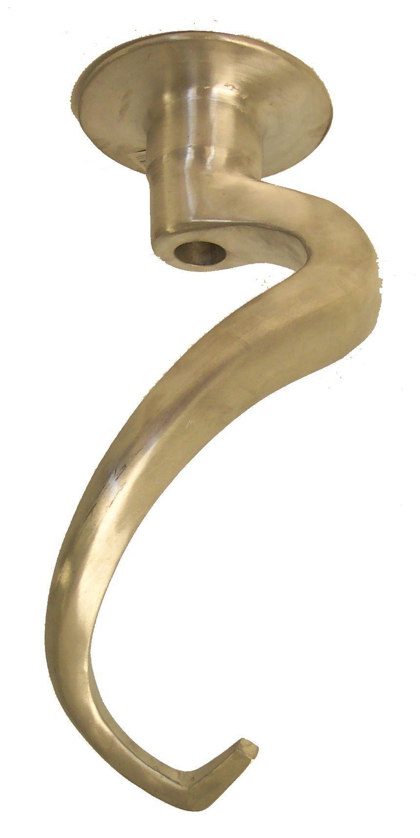 Johnson-Rose 6183 Spiral Dough Hook fits 80 Qt. Hobart Mixer