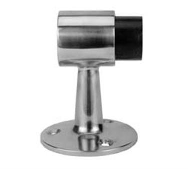Franklin Machine Products  134-1107 Stop, Door (Floor Mount, Brass )