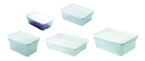 Storage Box, Clear