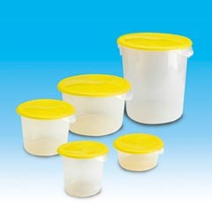 Storage Container 8Qt White