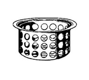 Strainer, Crumb Cup (1-1/4, S/S )