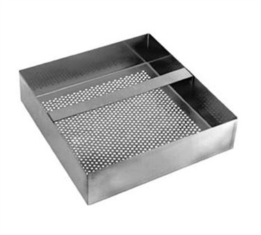Franklin Machine Products  102-1110 Stainless Steel Floor Drain Strainer with Lip 7-3/4