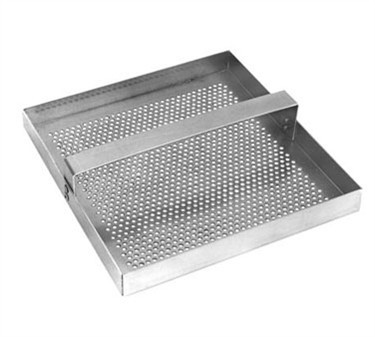 Franklin Machine Products  102-1108 Stainless Steel Square Drain Strainer 7-3/4
