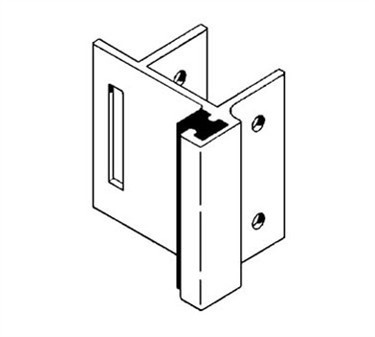 Franklin Machine Products  141-1039 Strike (Inswing, Stall Door )