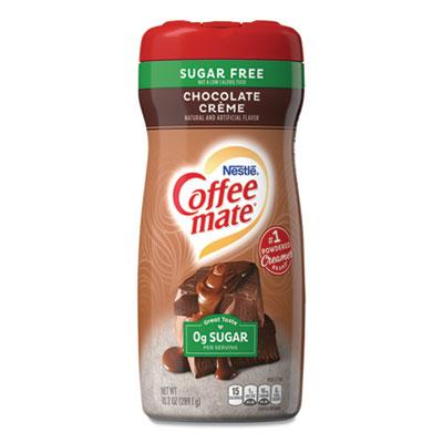 Sugar Free Chocolate Creme Powdered Creamer, 10.2 oz