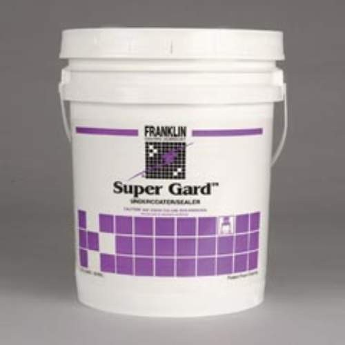 Super Gard Water-Based Undercoat Sealer Pail, 5 Gallon