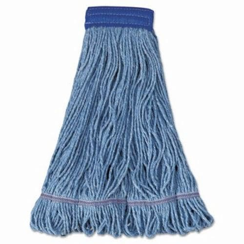 Super Loop Mop Head, X-Large Cotton/Synthetic, Blue