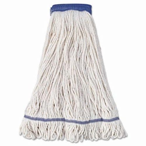 Super Loop Mop Head. X-Large Cotton/Synthetic, White