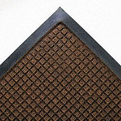 Super-Soaker Rubber Back3'X5' Dark Brown 1/Cs
