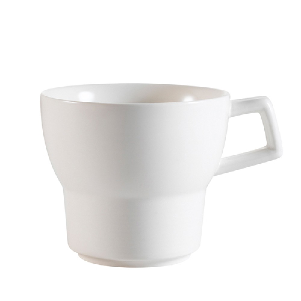 CAC China SUS-1 Sushi Signature Coffee Cup 8 oz.