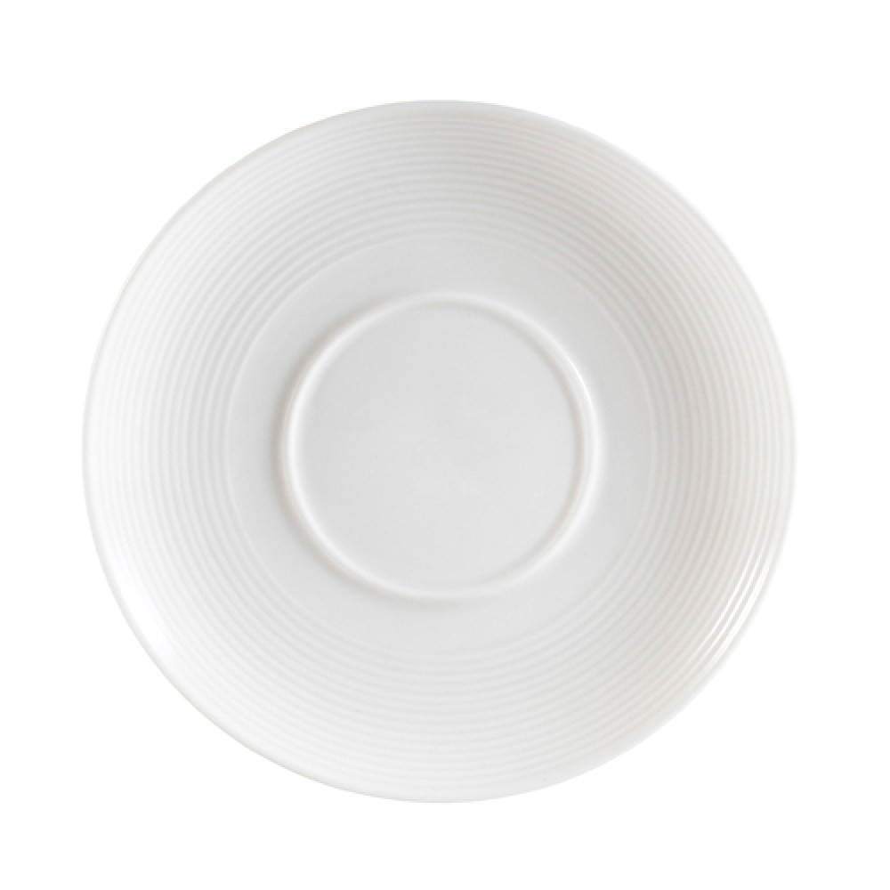 CAC China SUS-2 Sushi Signature Saucer, 5 1/2""