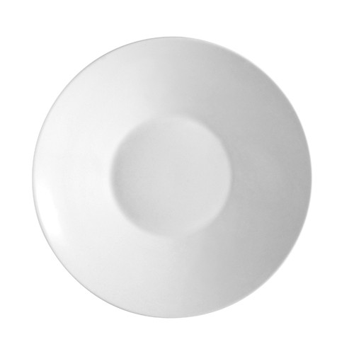 Sushia Coupe Salad Plate Round,11