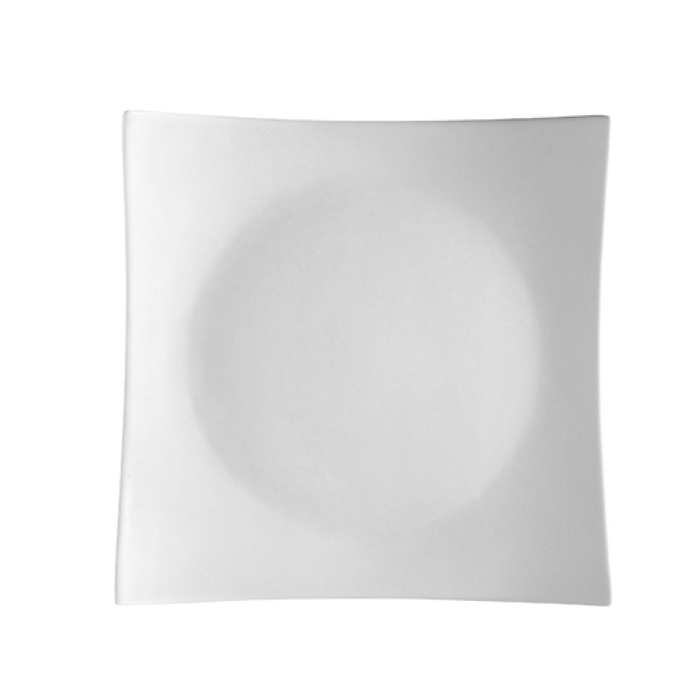 CAC China SHA-21 Sushia Square Plate, 12""
