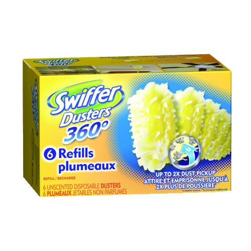 Swiffer 360 Refill, Unscented