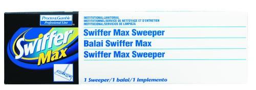 Swiffer Max Sweeper Mop, 17