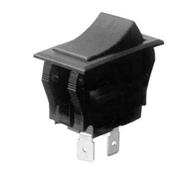 Franklin Machine Products  254-1006 Switch, Momentary Rocker (Spst)