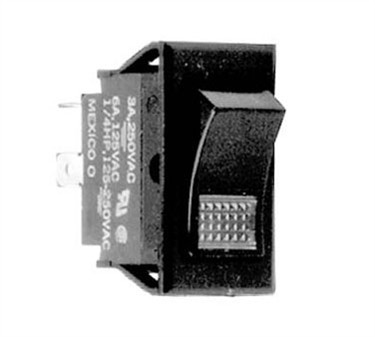 Franklin Machine Products  190-1057 Switch, On/Off (Lighted)