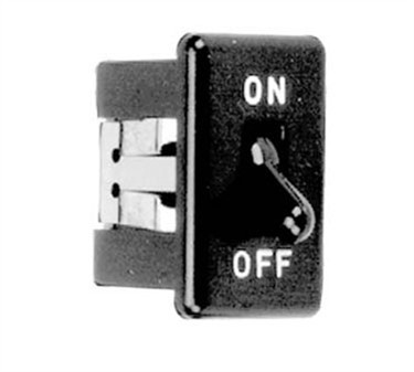 Switch, On/Off (Spst, 2 Tabs)
