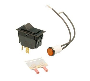 Franklin Machine Products  167-1025 Switch, Power (Lighted, Kit )