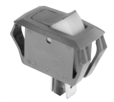 Franklin Machine Products  149-1077 Switch (Rckr, Spst, On-Off, Tb )