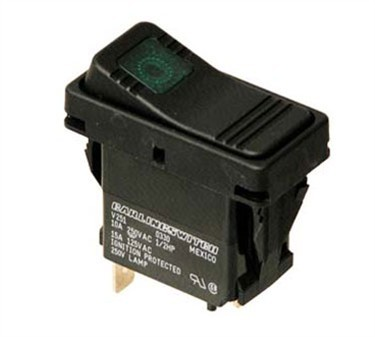 Franklin Machine Products  168-1216 Switch, Reset (Filter, Rocker )