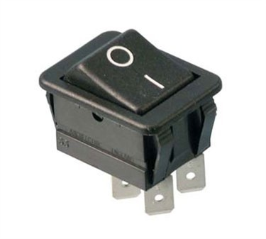 Franklin Machine Products  227-1046 Switch, Rocker (On/Off)