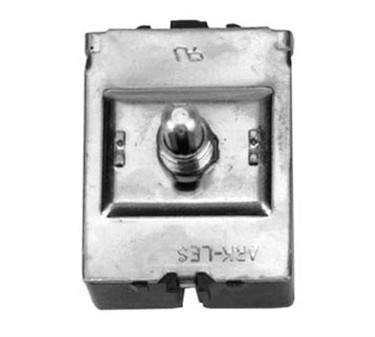 Franklin Machine Products  190-1005 Switch, Rotary (On/Off)