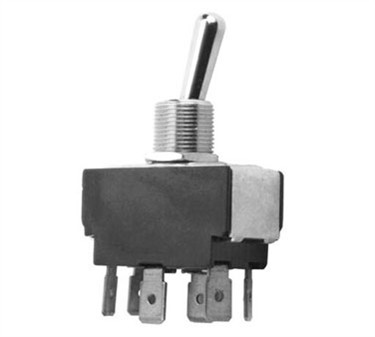Franklin Machine Products  149-1051 Switch (Tgl, Dpdt, On-M/On, Tt )