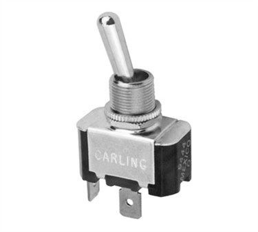Franklin Machine Products  149-1049 Switch (Tgl, Dpdt, On-Off-On, Tt )