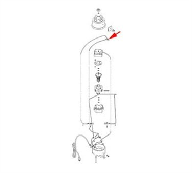 Franklin Machine Products  176-1121 Switch, Toggle