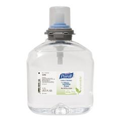 Purell TFX Green Certified Hand Sanitizer Refill, 1200 ml 2/Carton