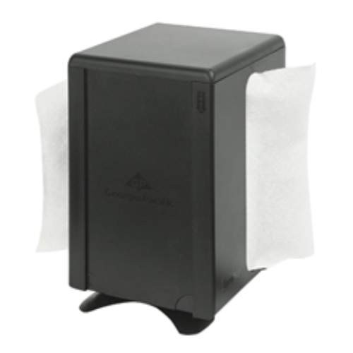 Tabletop Napkin Dispener, Black