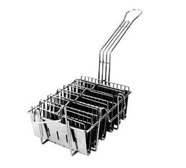 Franklin Machine Products  226-1096 Taco Shell Basket with Front Hook (Holds 8 Shells)