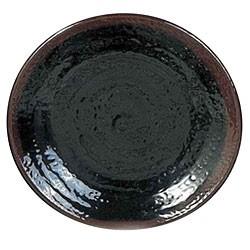 Temoku Melamine Plate - 11-3/4
