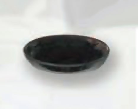 Thunder Group 1703TM Tenmoku Melamine Sauce Dish 2 oz.