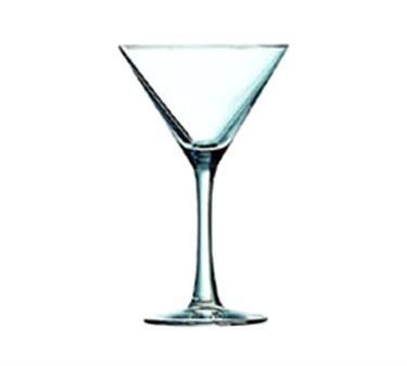 Tempered Stem 7-1/2 Oz. Excalibur Cocktail/Martini Glass - 6-3/4