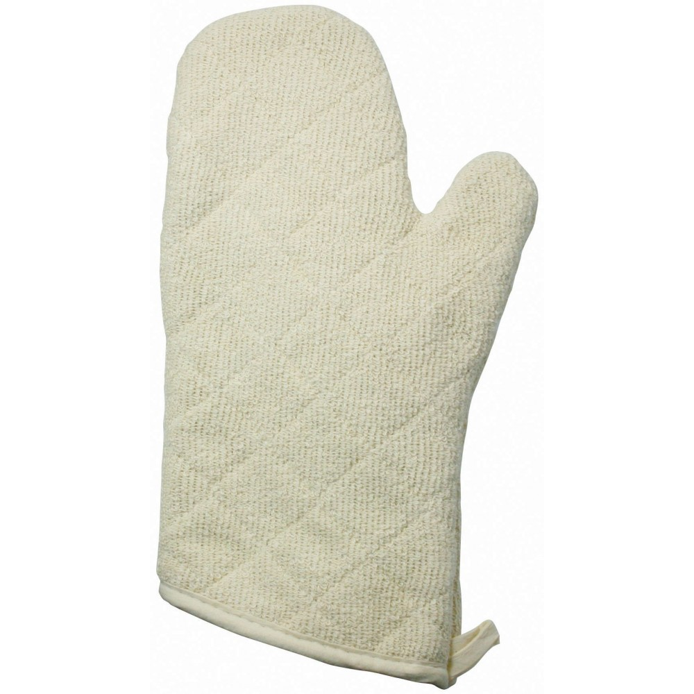 Winco OMT-13 Terry Cloth Oven Mitt 13""