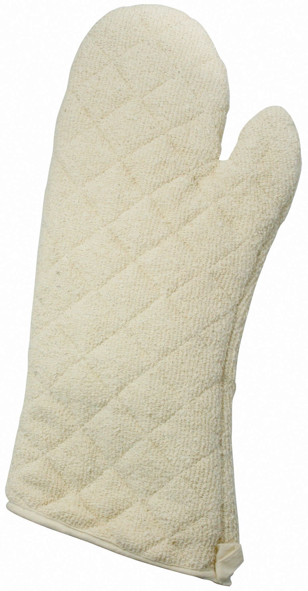 Winco OMT-17 Terry Cloth Oven Mitt 17""