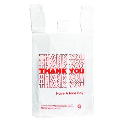 Thank You Bag Plastic