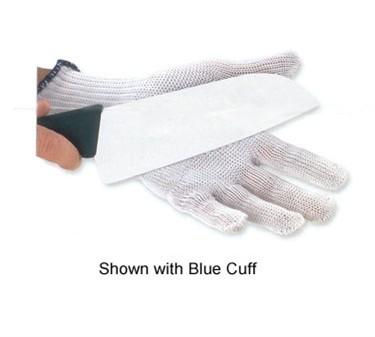 TableCraft 3 Protector Cut Resistant Glove, Medium with Green Cuff